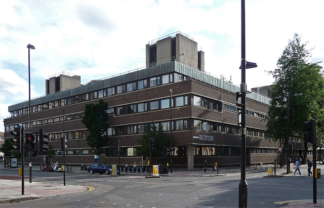City University, Goswell Road