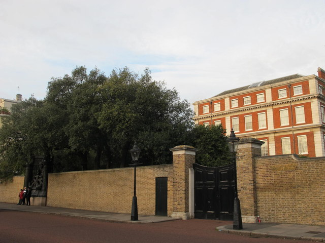 Marlborough House, Pall Mall, SW1
