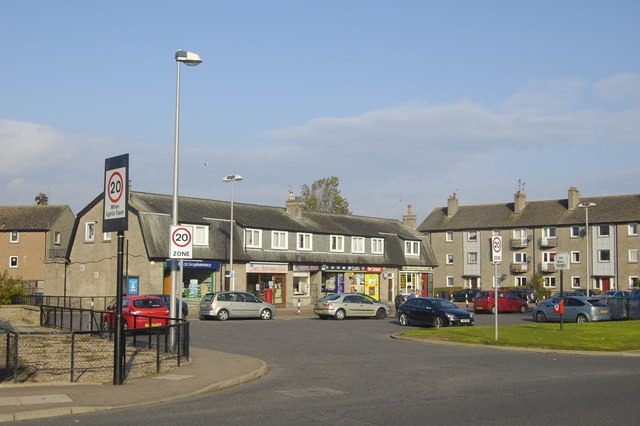 Kincorth Shops