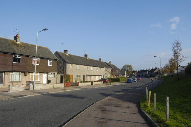 Gardner Drive, Kincorth