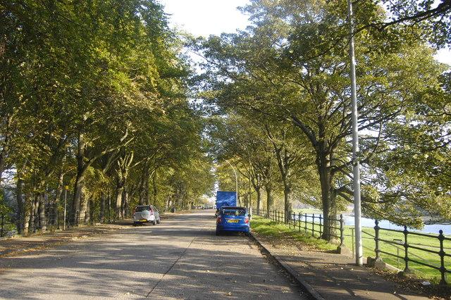 Riverside Drive, Aberdeen
