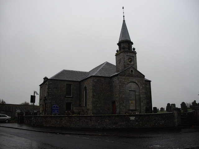 Parish church, Carstairs Village