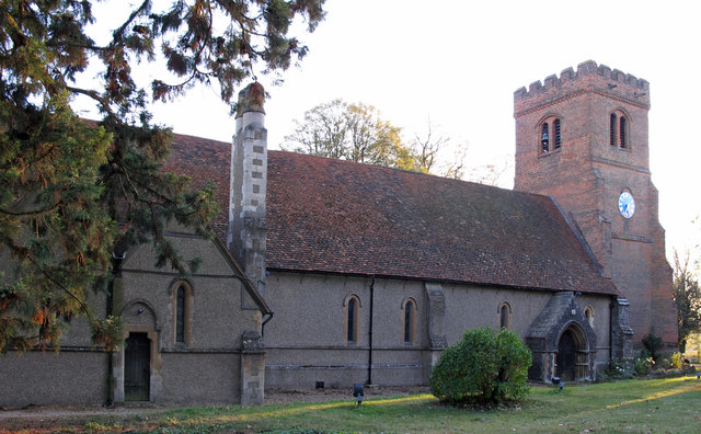 All Saints Church, Epping Upland 