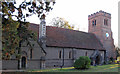 TL4404 : All Saints Church, Epping Upland  by Roger Jones
