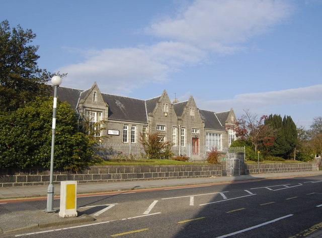 Ruthrieston Community Centre, Holburn Street, Aberdeen