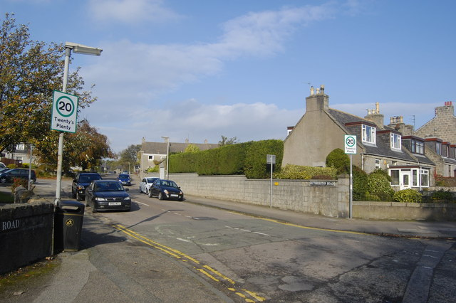 Ruthrieston Road, Aberdeen