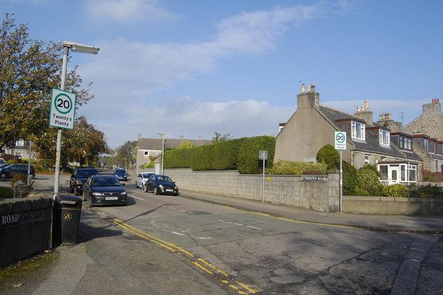 Ruthrieston Road, Aberdeen