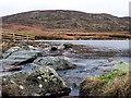 HU3756 : Lamba Water outflow by David Nicolson