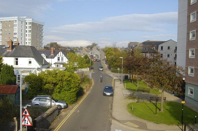 Hardgate, Aberdeen