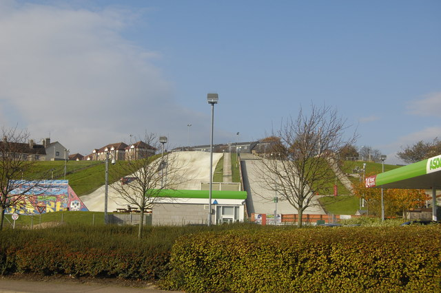 Garthdee Ski Slope