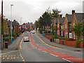 SD9403 : Abbeyhills Road, Oldham by David Dixon