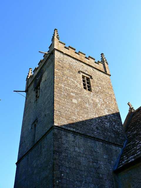 Tower, St Leonard�s Church, Stanton Fitzwarren