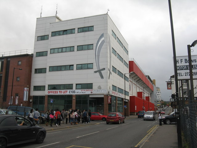 Sheffield United FC - the Blades