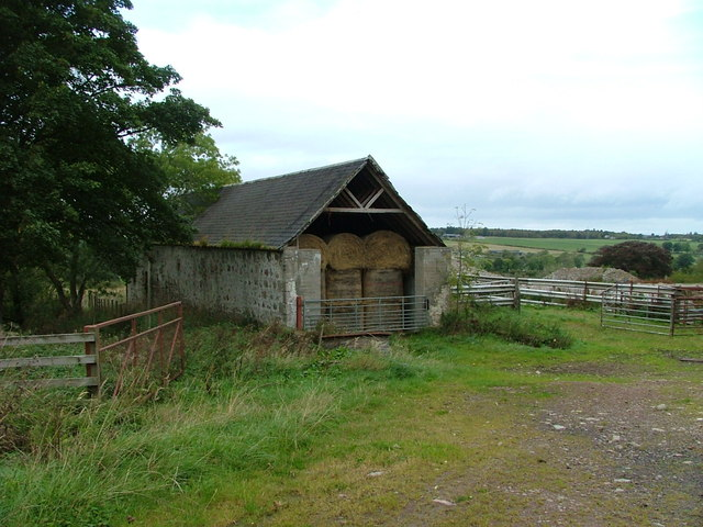 Barn at Cantraydoune