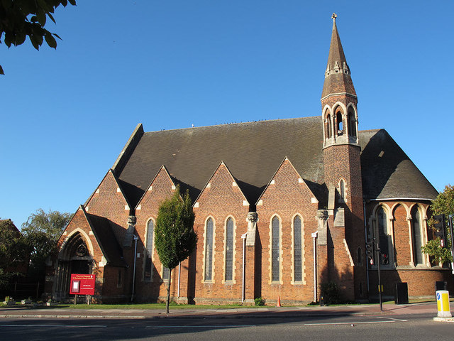 St Barnabas church, Eltham