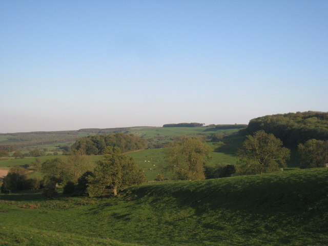 View towards Birdsall Brow