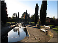 TQ4274 : Fountain in the Pleasaunce by Stephen Craven