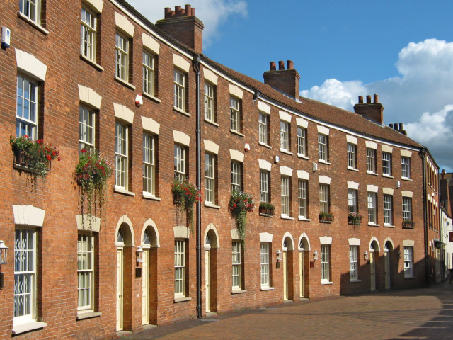 Angel Crescent, Bridgwater
