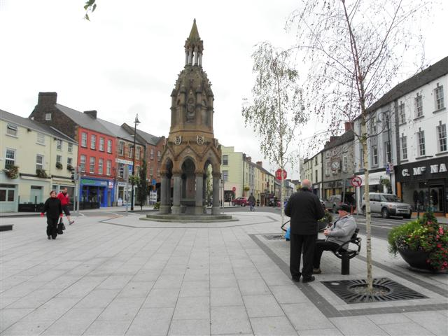 The Diamond, Monaghan