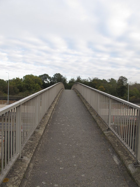 Longpond footbridge
