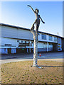 SE5801 : Nike and Hephaestus , Keepmoat Stadium by David Dixon