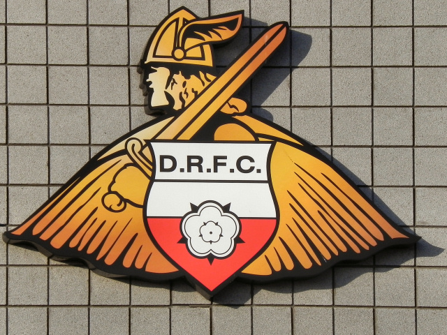 Keepmoat Stadium, Doncaster Rovers Crest