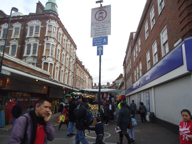 Electric Avenue, Brixton