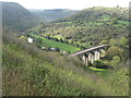 SK1871 : Monsal Dale from Monsal Head by M J Richardson