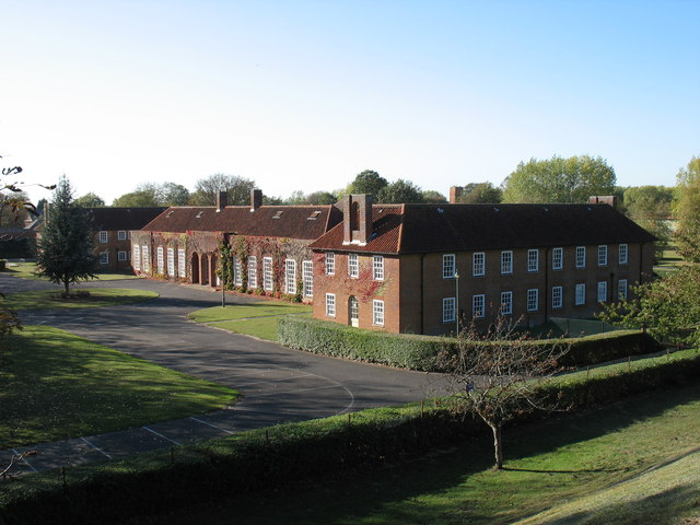 The Officers' Mess, Duxford Camp
