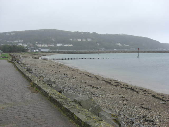 Goodwick Harbour and East Breakwater