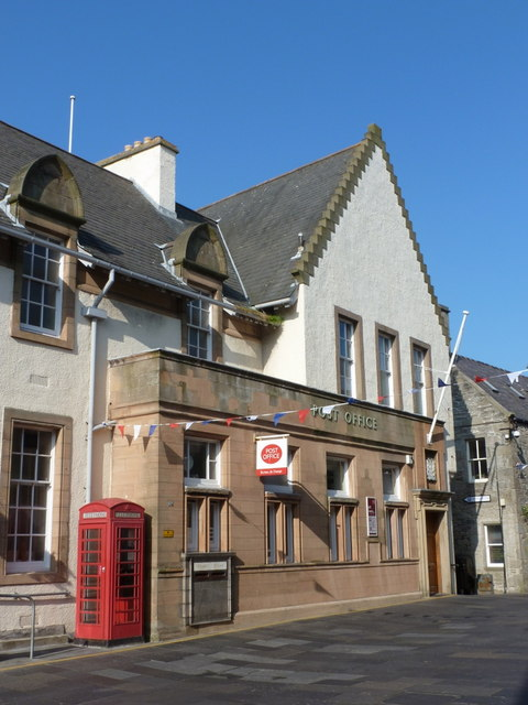 Lerwick the post office chris downer cc by sa 2 0 geograph britain and ireland - Great britain post office ...
