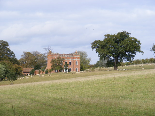 Huntingfield Hall