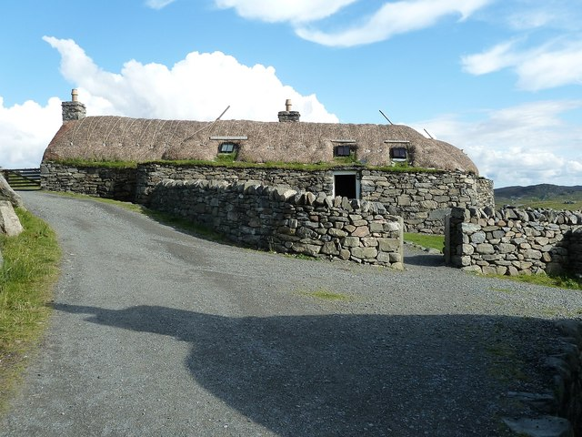 Gearrannan Blackhouse Village - Café and reception