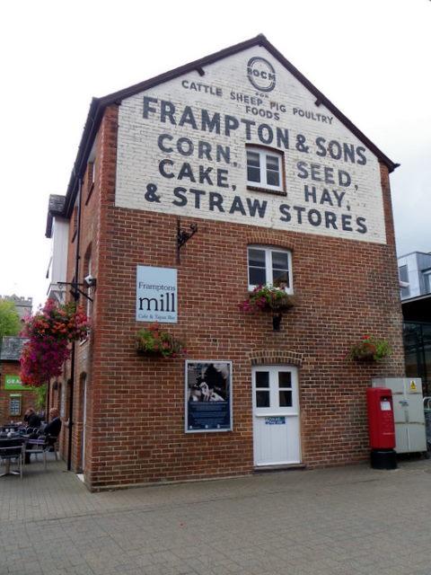Framptons Mill, Ringwood