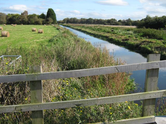 North Drain, Westhay Moor