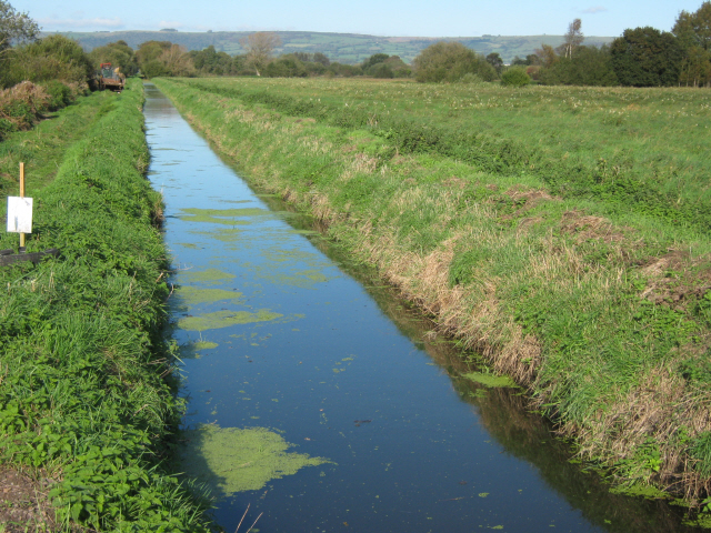 Drainage ditch, Westhay Moor