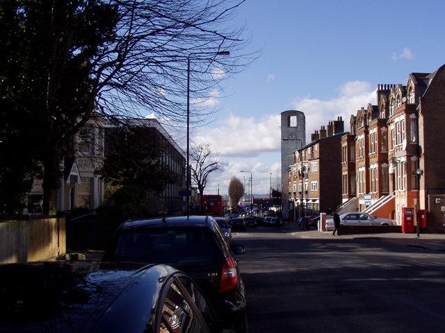 Church Hill Walthamstow