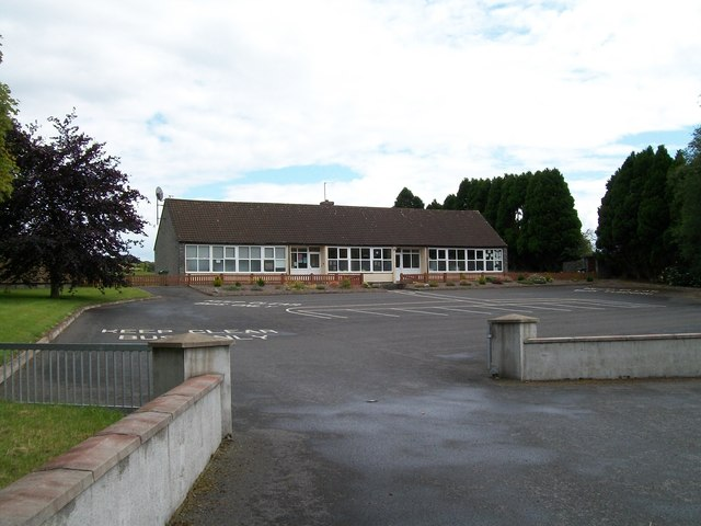The National School at Ughtyneill