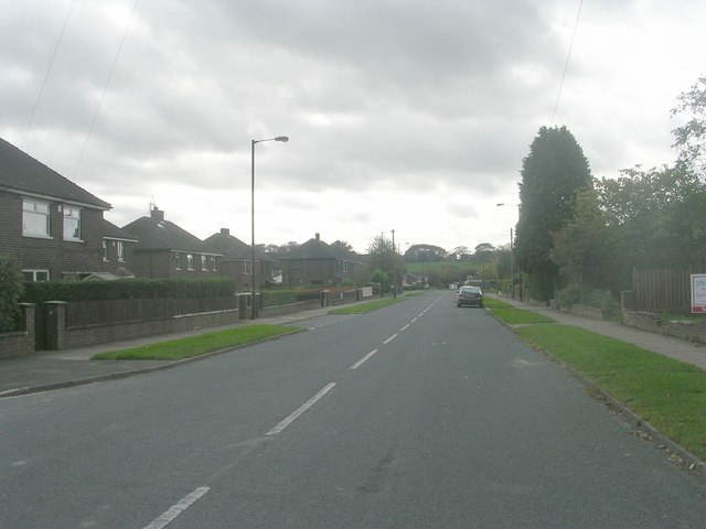 Fenwick Drive - viewed from Trenholme Avenue