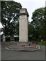 TQ1777 : War Memorial, Brentford by Eirian Evans