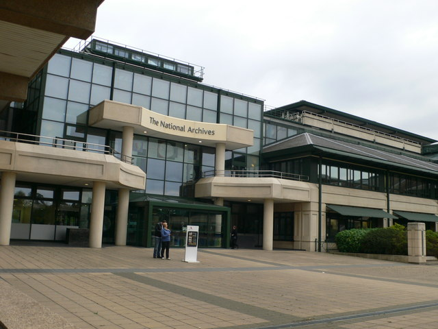 The National Archives, Kew
