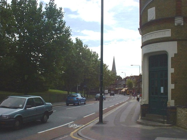 Markhouse Road Walthamstow (A1006)