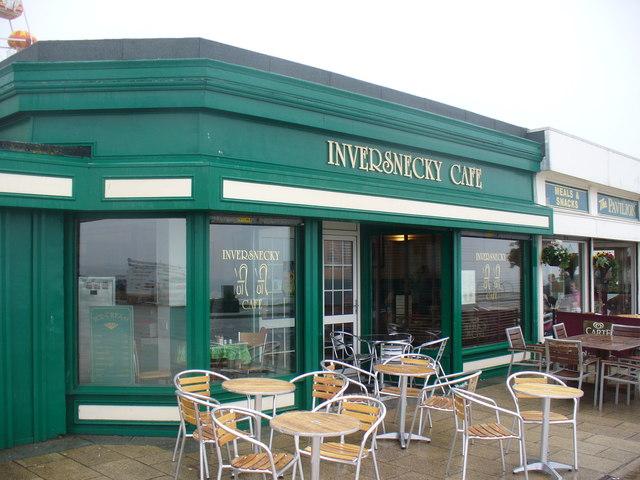 Inversnecky Cafe