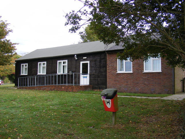 Cratfield Village Hall