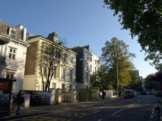Pembridge Villas, W2