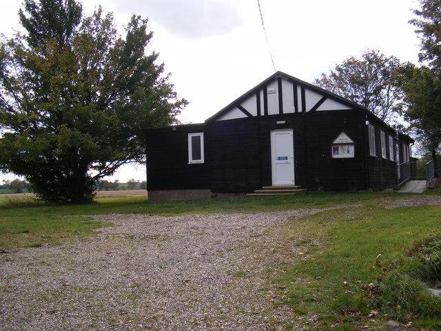 Cratfield Village Hall