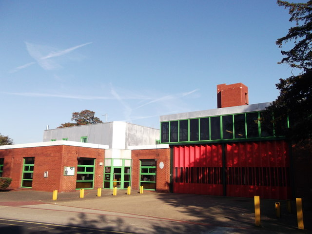 Beckenham Fire Station