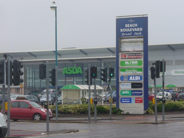 Beach Boulevard Retail Park
