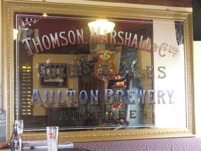 Aulton Brewery, Aberdeen