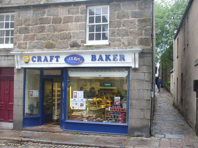 Craft Baker, Old Aberdeen